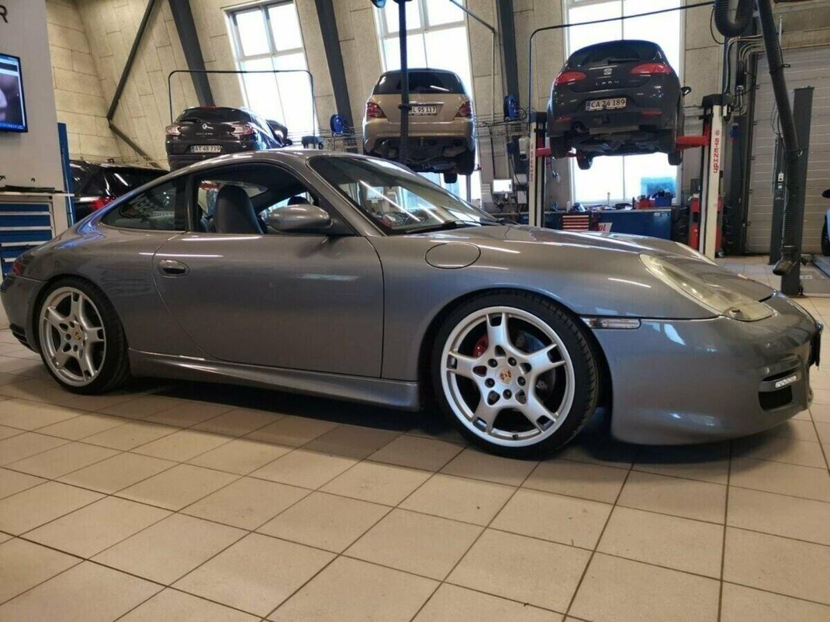 Porsche 911 Carrera 4 3,4 Coupé 2d