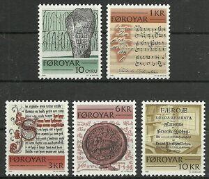 FAROR-Historische-Schriften-MiNr-65-69
