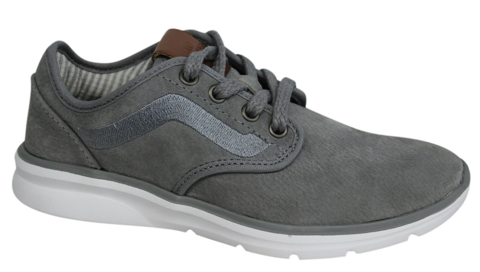 Vans Iso 2 Off The Wall Lace Uomo Up Grau Textile  Uomo Lace Trainers 184I4G D37 93b36e