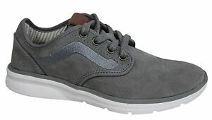 The Trainers Grey Off Textile Mens Iso Vans Lace Wall D37 2 Up 184i4g qvpnt