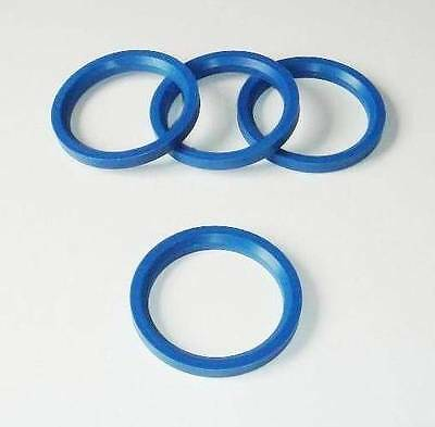 Locating Spigot Rings for TSW 76-57.1mm for Audi A6