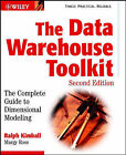 The Data Warehouse Toolkit: The Complete Guide to Dimensional Modeling by Margy Ross, Ralph Kimball (Paperback, 2002)