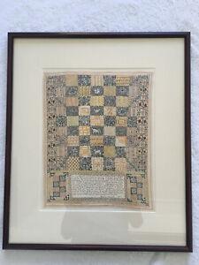 Melanie-Wygonik-Watercolor-11-034-x-14-034-Pristine-Framed-18-034-x-21-034-Museum-Glass