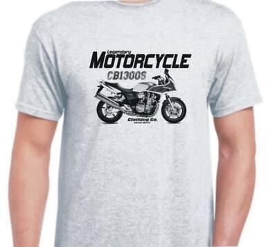 Honda Cb1300s 2005 Inspired Motorbike Art Shirt Tshirt