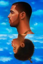 "Deluxe Drake /""Nothing Was the Same /"" Art Music Album Poster HD Print Multi Sizes"