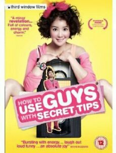 HOW-TO-USE-GUYS-WITH-SECRET-TIPS-DVD-Region-2