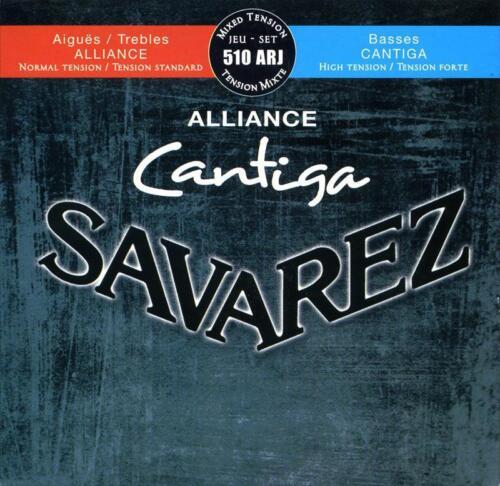 Saitensatz für Konzertgitarre Savarez 510ARJ