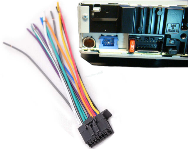16 Pin Wire Harness for Blaupunkt Car Stereo Power Plug Radio CD Mp3 DVD  for sale online | eBayeBay
