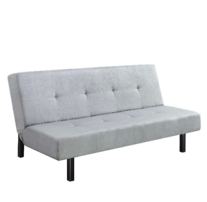 Phenomenal Details About Tufted Futon Sofa Bed Full Size Couch Modern Sleeper Mattress Living Room 65 Home Interior And Landscaping Staixmapetitesourisinfo