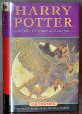 1ST/1ST BLOOMSBURY *FINE* UK EDITION~HARRY POTTER AND THE PRISONER OF AZKABAN