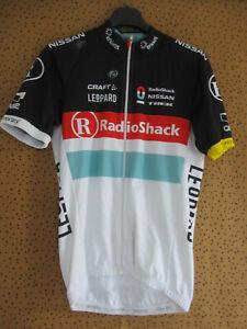 Maillot-Cycliste-Craft-RadioShack-Nissan-2012-vintage-jersey-Trek-S