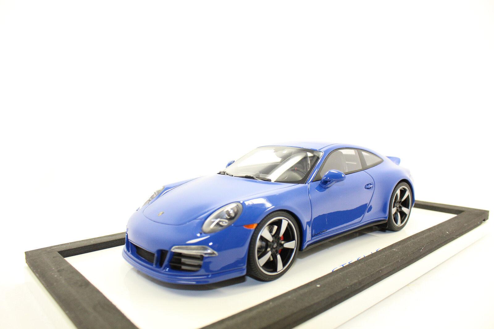 Wax02100006 porsche 911 991 Carrera GTS Club Coupe 2015 GT spirit 1 18 NEUF
