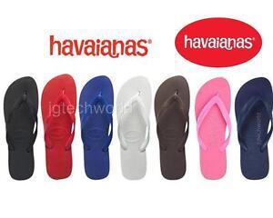 0d4b3195b2a09 New Havaianas Top Classic Flip Flops Sandals Slip on Flat Shoes ...