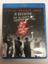 5 Seconds of Summer: How Did We End Up Here - Live at Wembley (Blu-ray Disc)