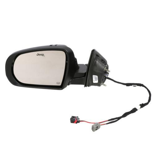 2017-2020 JEEP COMPASS EXTERIOR SIDE VIEW MIRROR LEFT DRIVER MOPAR 68365137AA