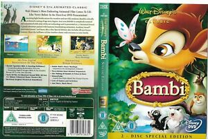 BAMBI - Special Edition 2xDVD 2005 - Walt Disney Classic - Digital Restoration