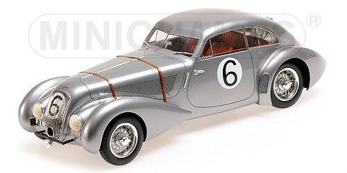 Bentley Embricos Corniche  6 6th Le Mans 1949 Soltan Hay T. Wisdom 1:18 Model