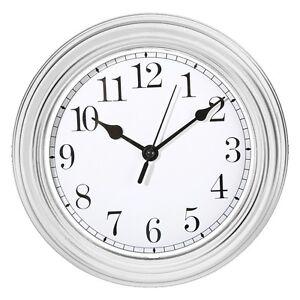 Wanduhr Kuchenuhr Uhr Nostalgie Landhaus Antik Classic Buro 22 Cm