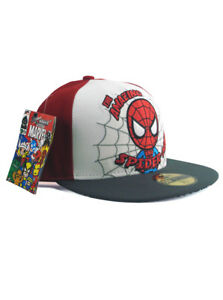 877e6052fcebd New Era Tokidoki Spider-Man 59fifty Custom Fitted Hat 7 3 8 Simone ...