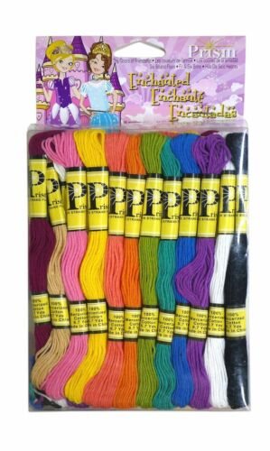 24or36 Skeins Choice of Colours Prism Friendship Bracelets Craft Cotton Thread