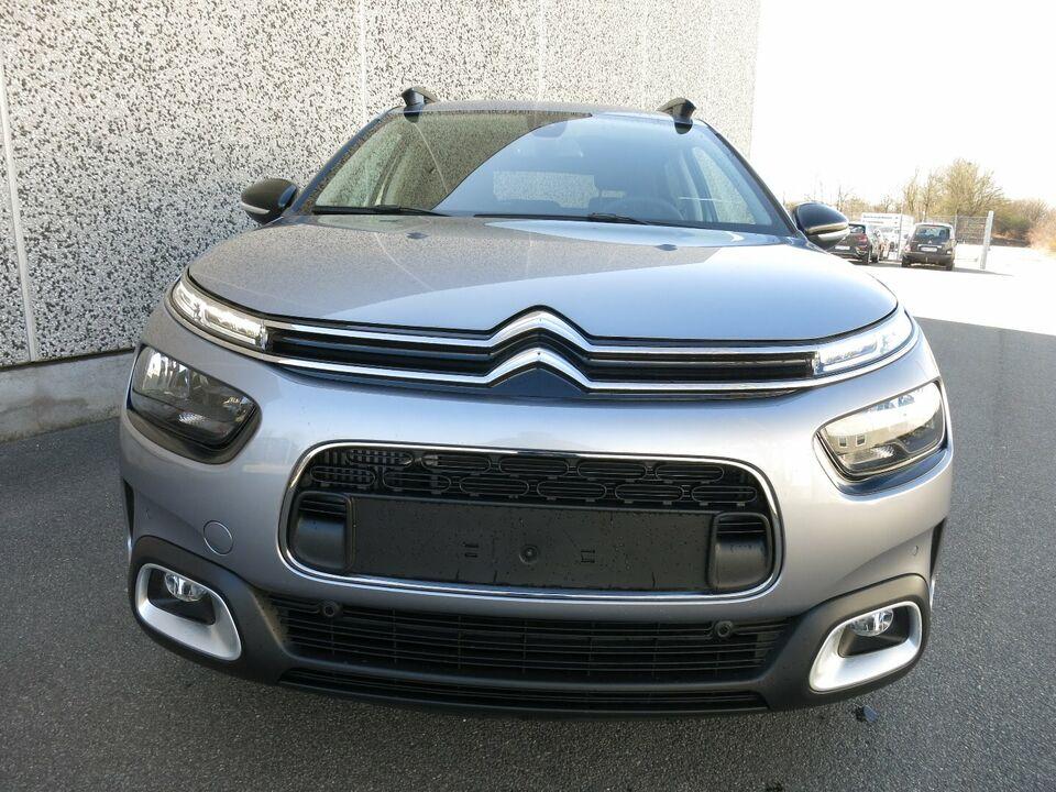 Citroën C4 Cactus 1,5 BlueHDi 100 VTR Sport Diesel modelår