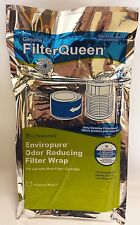 """Genuine Filter Queen Defender Enviropure Activated Charcoal Pre-Filter Wrap 7"""""""