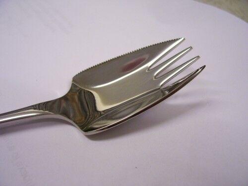 Buffet suelto, tenedores (también conocido como cuchador/Fiesta tenedores) 20 suelto, Buffet nueva, Acero Inoxidable dcec26