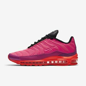 NIKE AIR MAX 97 PLUS AH8144-600 RACER PINK HYPER MAGENTS TOTAL ... 228842f9c