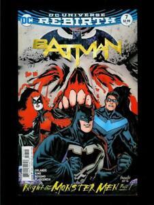 # 52 Flat Rate Combined Shipping! Vol 3 DC Universe Rebirth 2018, NM Batman