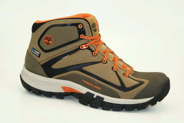 more photos b90e9 c944c Timberland Radler Waterproof BOOTS Size 43 US 9 Hiking Shoes Men's Shoes  75160
