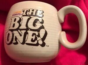 Dunkin Donuts Coffee Mug