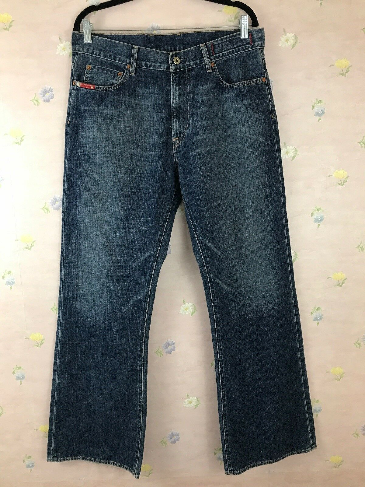 Guess Jeans USA Men's Jeans 34x32 Relaxed