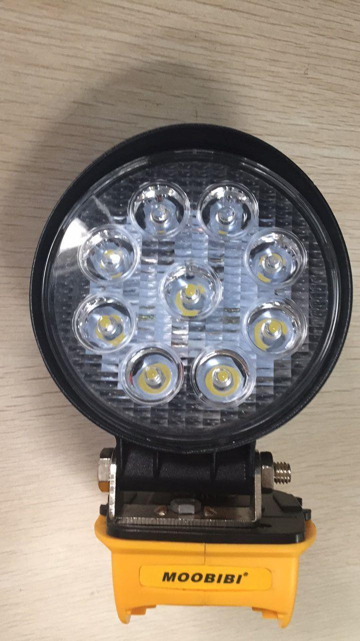 DEWALT Adapted Handheld Adapter LED Arbeitslicht Sicherheitslicht