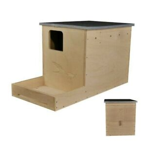 Barn Owl Nest Box From UK Based Conservation Charity ...