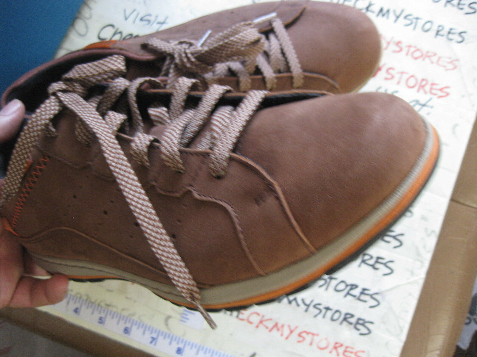 NEW LEATHER COLUMBIA THREE PASSES 5289 281 LEATHER NEW CASUAL COMFORT SHOES CHOOSE SIZES 5d5965