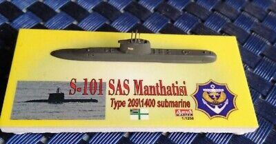 Redoutable-class U-Boot 1:1250 ARIA MASTER S612 Le Terrible