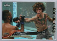 SEAN O'MALLEY 2018 Topps Chrome UFC 1st ROOKIE Rc REFRACTOR #84 Gem Mint SANABUL