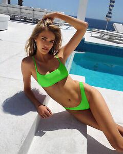 Beach-Bathing-Suit-Sexy-Neon-Padded-Bikini-Set-Women-Swimwear-Swimsuit-Female