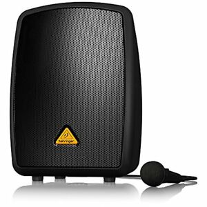 behringer europort mpa40bt 40w portable pa systems ebay. Black Bedroom Furniture Sets. Home Design Ideas