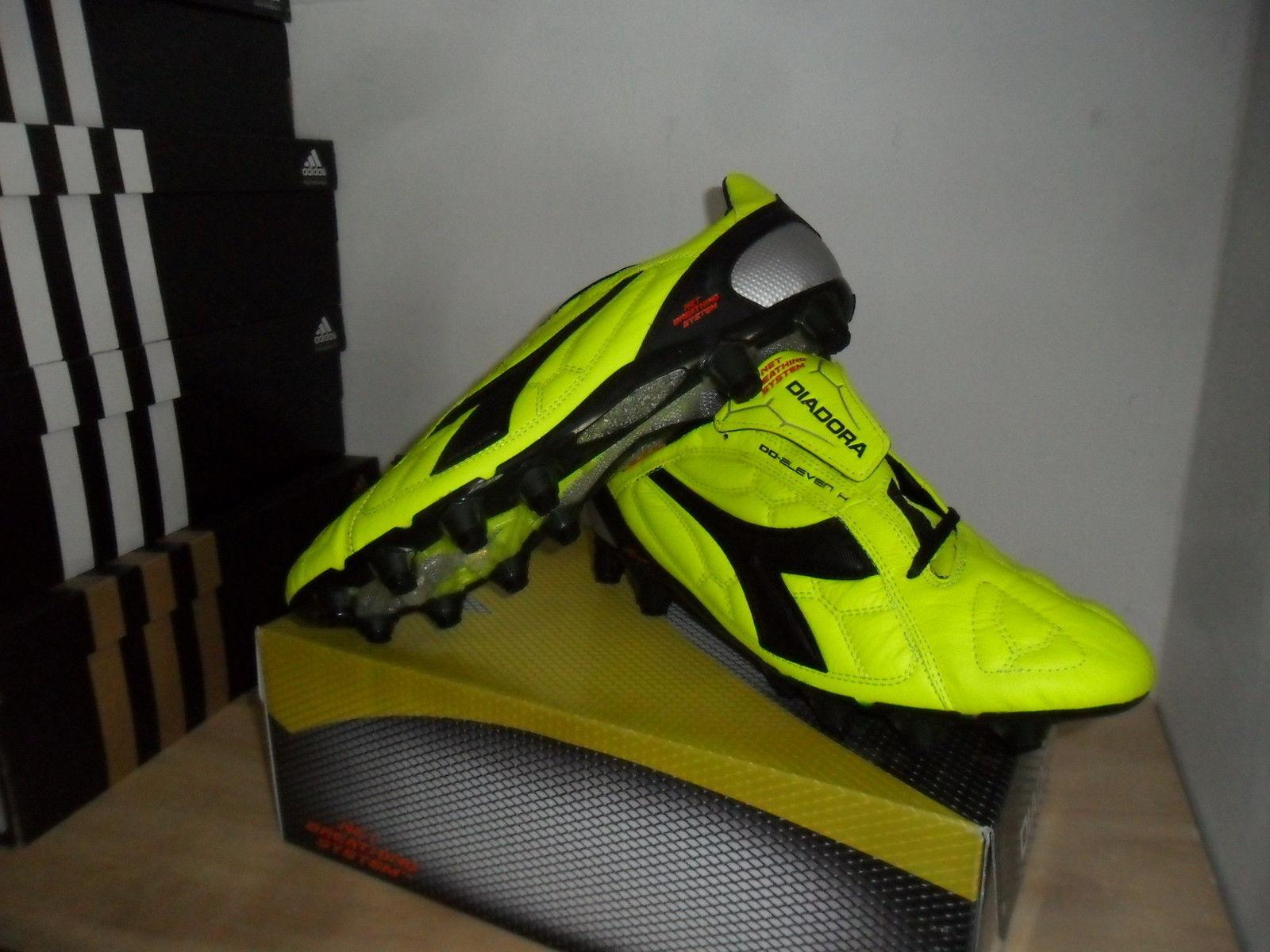FW17 DIADORA SCARPINI DD-ELEVEN K GX14 schuhe CALCIO FOOTBALL Stiefel155978 C0001
