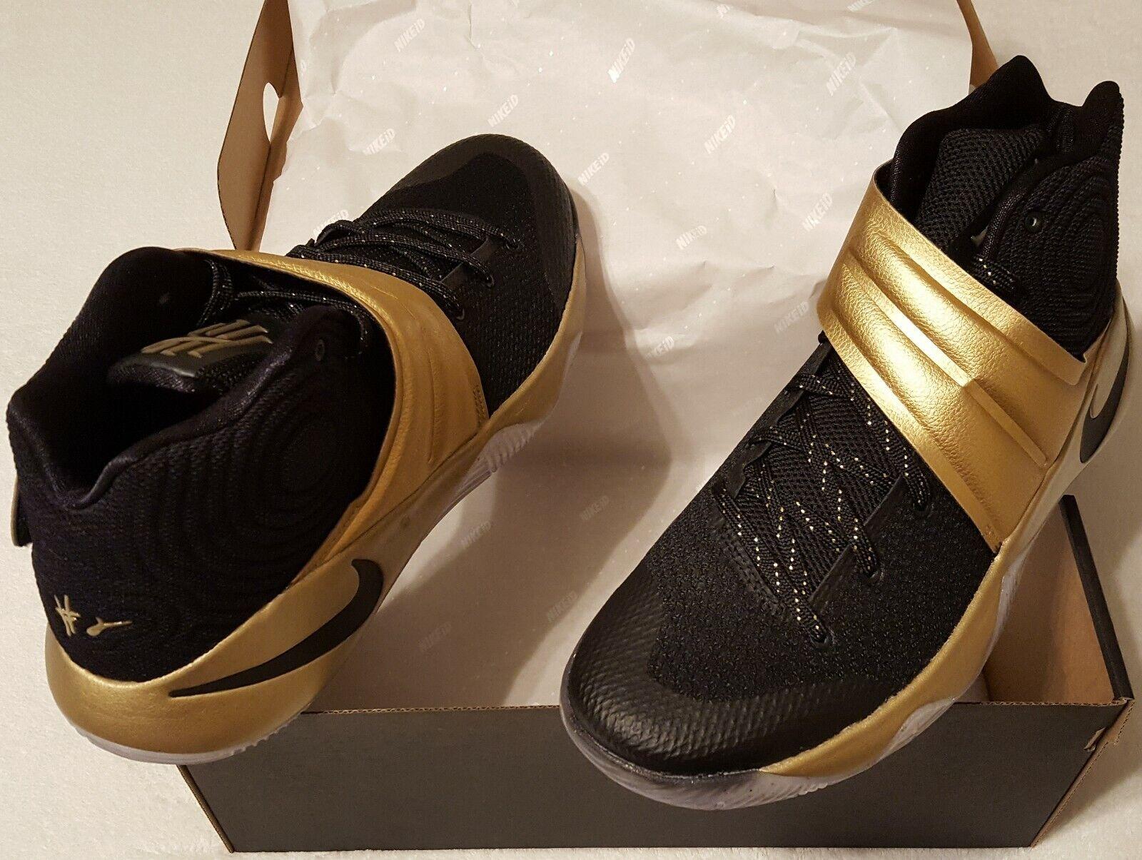 Nike Kyrie 2 Championnat poignard édition spéciale Nike ID 2016 Homme Taille 12