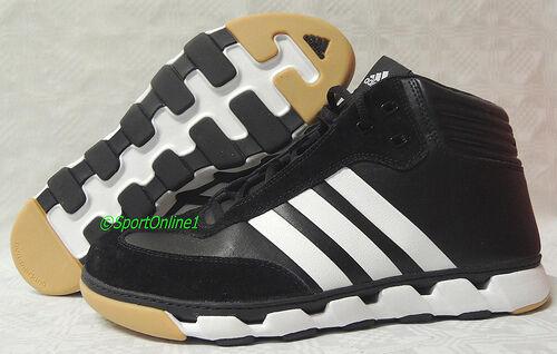 NEU adidas Herren Boots Schuhe Größe 42 2/3 Sneaker G07032 black white TOP