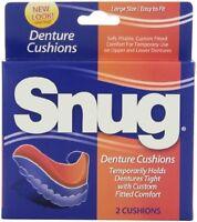 6 Pack Snug Denture Cushions 2 Each on sale