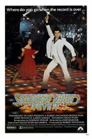 Saturday Night Fever Movie Poster 24x36