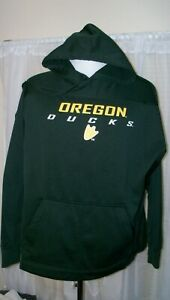 MEN-039-S-OREGON-DUCKS-GREEN-HOODIE-SWEAT-SHIRT-XL-J-AMERICA