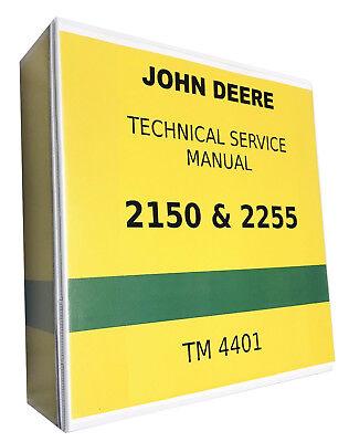 2150 John Deere Technical Service Shop Repair Manual | eBay Oliver Wiring Diagrams on