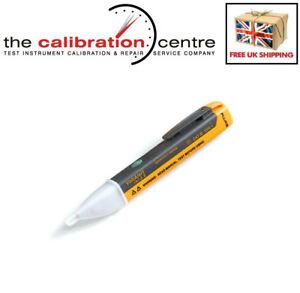 GENUINE-FLUKE-1AC-II-VOLTALERT-Non-Contact-Voltage-TESTER-Detector-Pen