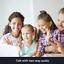 WiFi-Smart-Home-HD-Kamera-Nachsicht-Gegensprechen-Alexa-Google-TUYA-NEU Indexbild 7