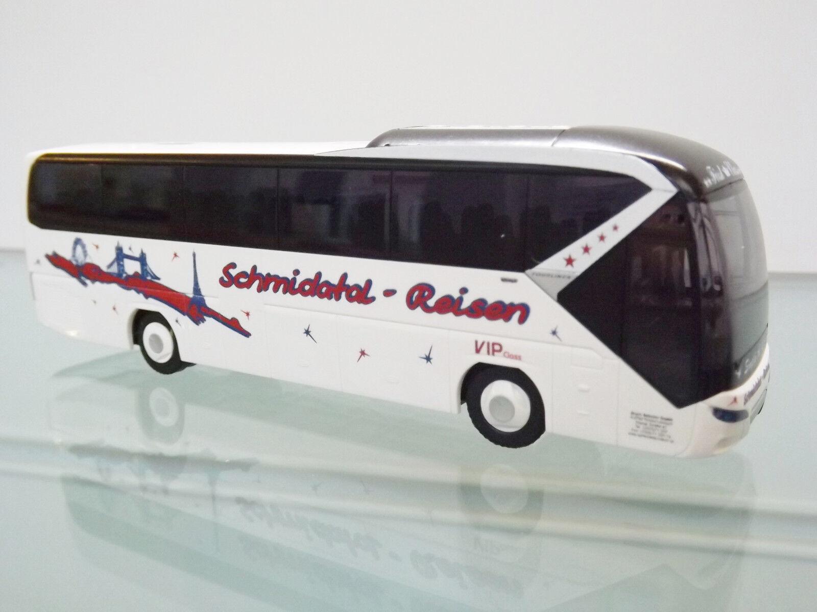 Rietze 73805 1 87 - buss - Neo Piano Tourlainer 2016 Schmidtal Viaggi (At) -