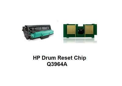 5 Toner Reset Chips for HP 1500 1500L 2500L 2500N 2550 2550N 2550LN 2820 2840
